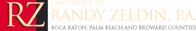 Logo of Law Office of Randy Zeldin P.A.